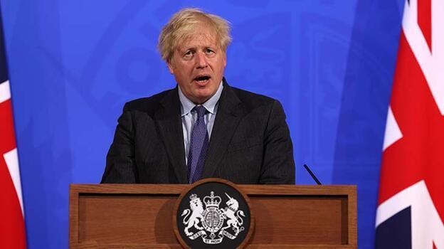 İngiltere Başbakanı Johnson: Kimse Çin'le yeni bir soğuk savaş istemiyor