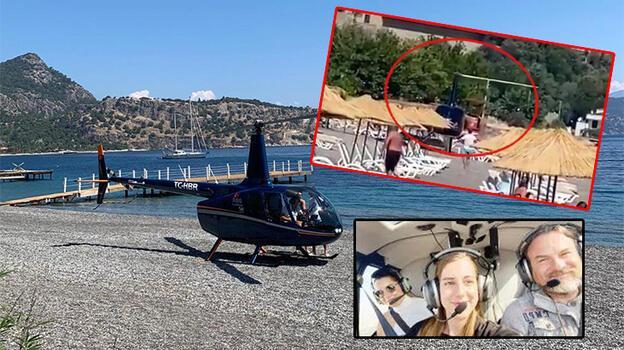 Helikopter krizinde yeni gelişme! Pilot sessizliğini bozdu