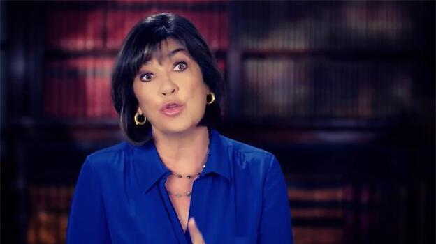 CNN sunucusu Christiane Amanpour kansere yakalandığını duyurdu