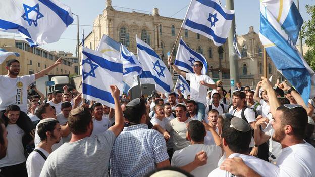 Yahudi grupların 'bayrak yürüyüşü' planı, Doğu Kudüs'te gerilimi yeniden artırdı