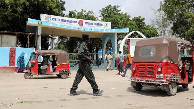 Somali'de intihar saldırısı: 10 asker öldü