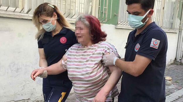 Doğal gazı açıp intihara kalkıştı! Polis zor ikna etti