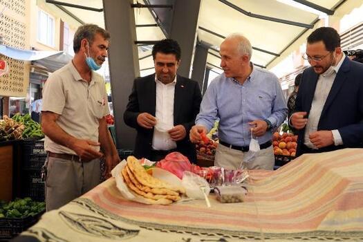 Başkan Gültak: Halkımızla birlikte Akdeniz'i değiştiriyoruz