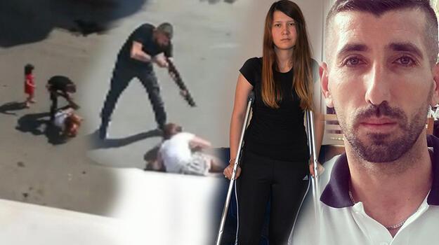 Eski eşini kızının gözü önünde vuran sanık: Çıkınca rahat bıkacağım