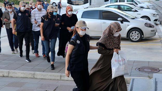 Hatay'da FETÖ operasyonu! 3 kişi tutuklandı