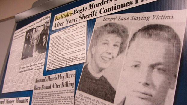 1956'da işlenen çifte cinayet çözüldü!