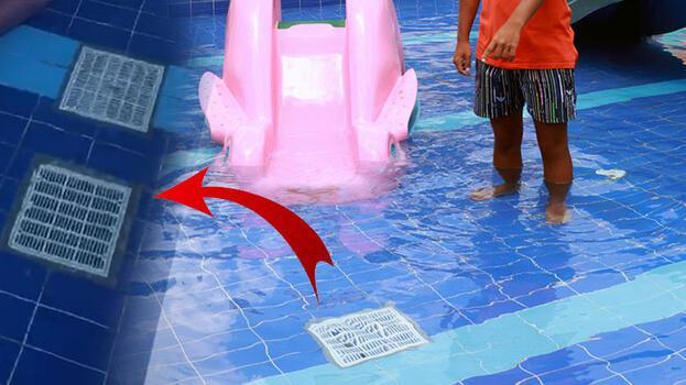 35 santim derinlikte boğuldu! 'Oğlumun sırtında mazgal izi vardı'