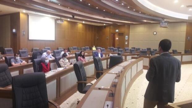 Bursa Büyükşehir Belediyesi personeline mevzuat eğitimi