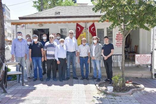 Karacabey Belediye Başkanı Özkan'dan muhtarlara ziyaret