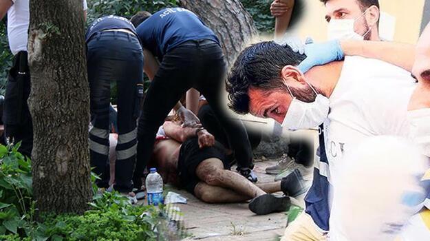 Maçka parkında doktorun boğazını kesmişti! Tahliye edildi
