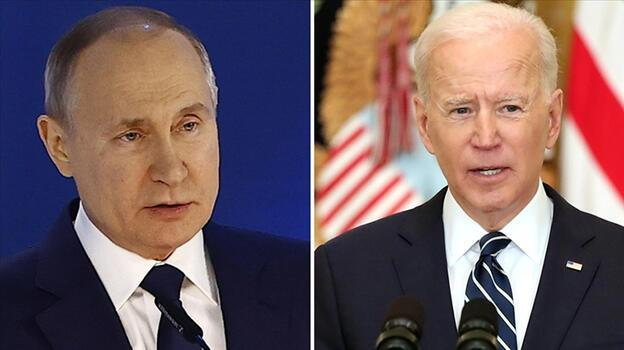 Tarihi buluşma bekleniyor! Gözler Biden ve Putin'de