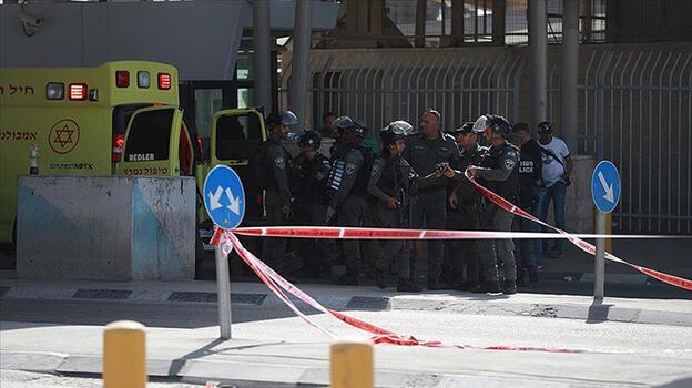 İsrail askerleri Filistinli kadını Doğu Kudüs'te vurdu