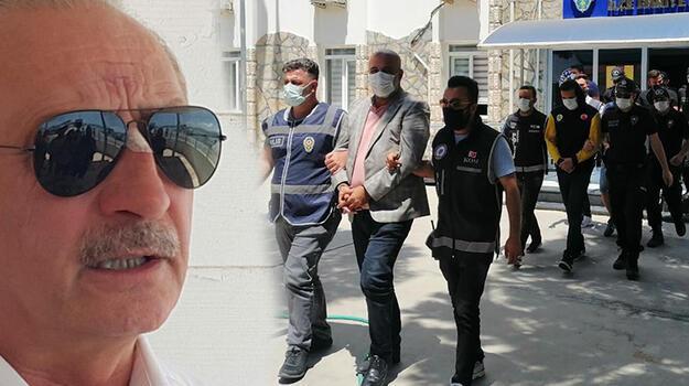 Didim'de başkana beyzbol sopalı saldırıda aranan müteahhit de yakalandı
