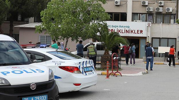 İzmir'de sağlık memuru pansuman odasında ölü bulundu!