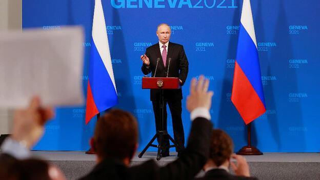 Putin: Biden ile görüşme 'oldukça yapıcı' geçti