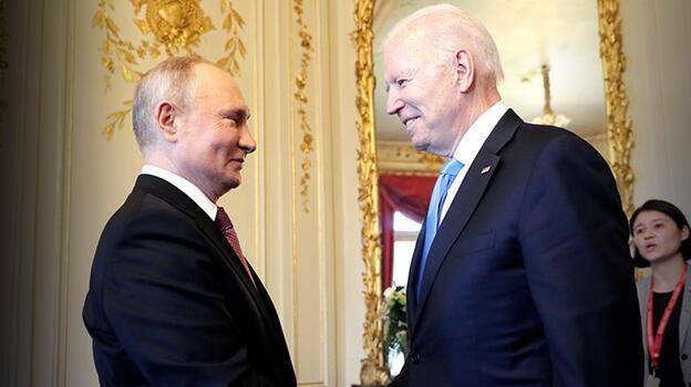 Son dakika: Tarihi Putin-Biden zirvesi sonrası flaş bildiri!