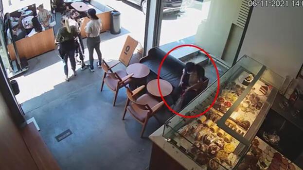 Şişli ve Beşiktaş'ta market, giyim mağazası ve kafeden hırsızlık yapan kadınlar kamerada