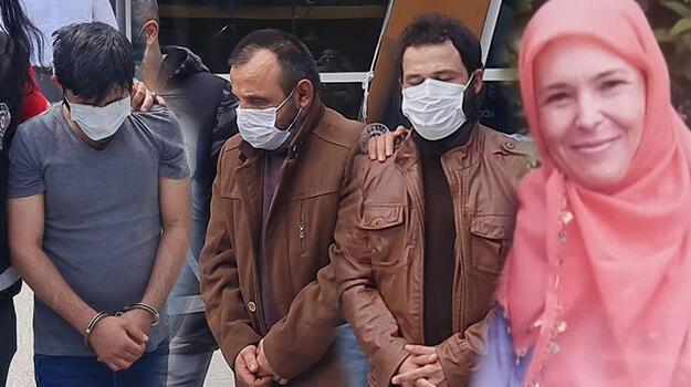 Katil zanlısına yardım eden baba ve kardeş de gözaltına alındı!