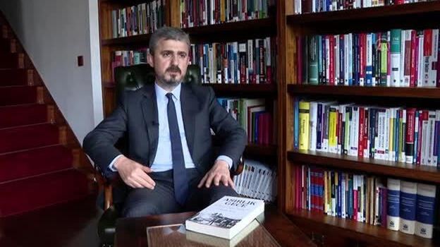 """Cumhurbaşkanı Erdoğan'ın avukatı Aydın, 'Asırlık Gece"""" kitabında anlattı"""