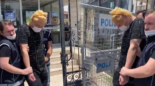 Son dakika... Kedi yediğini itiraf etti! Japon uyruklu kişi sınır dışı edilmek üzere teslim edildi