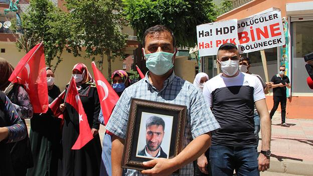 HDP önündeki eylemde 654'üncü gün; aile sayısı 228 oldu