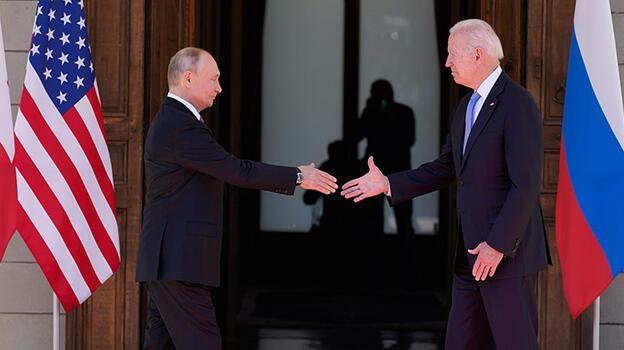 Son dakika: Putin'den flaş Joe Biden açıklaması!