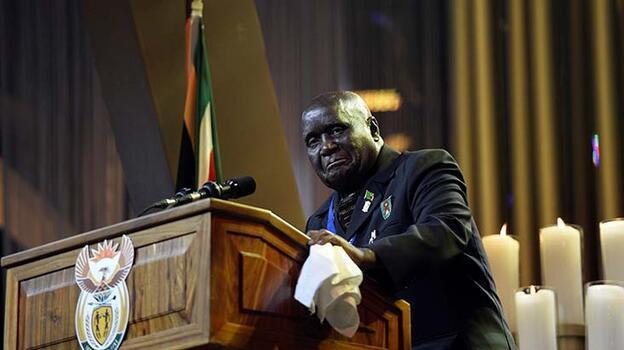 Son dakika... Zambiya'nın Kurucu Devlet Başkanı Kaunda vefat etti