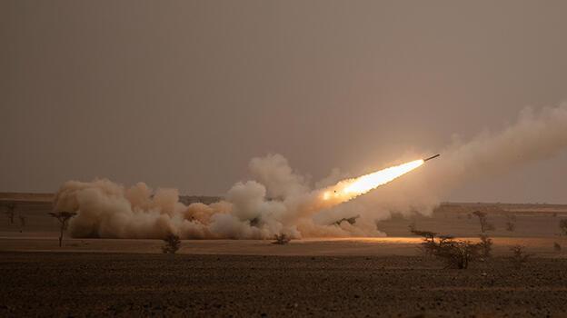 ABD, Çin ile savaş simülasyonunda roket sistemini test etti