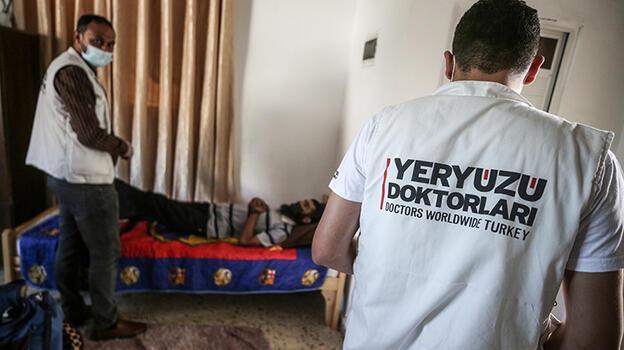 Yeryüzü Doktorları'ndan Gazze'deki yaralılar için proje