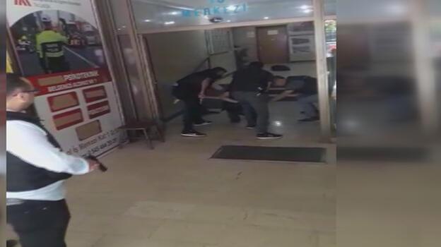 İzmir'de HDP binasına saldırıda yeni görüntüler ortaya çıktı