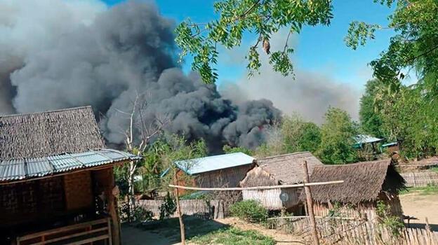 BM'den Myanmar açıklaması: Endişe duyuyoruz
