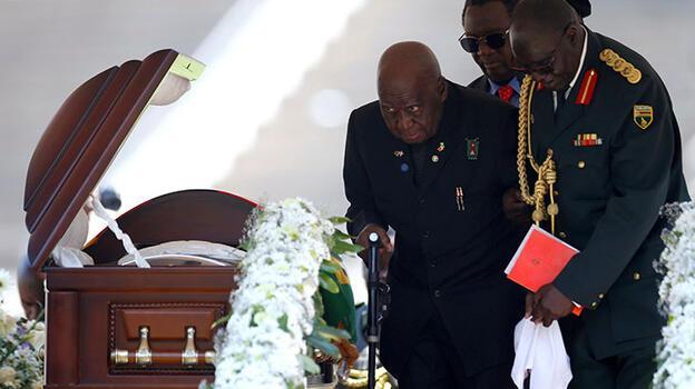 Zambiya'da vefat eden Kurucu Devlet Başkanı için 21 günlük yas