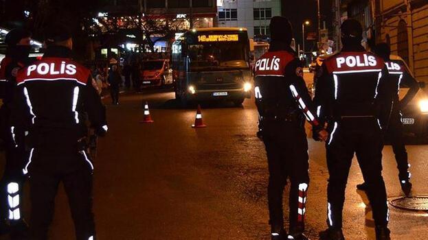 İstanbul'da aranan 458 kişi yakalandı
