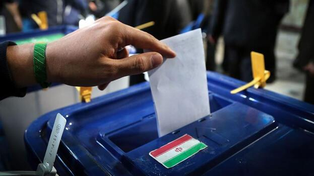 İran'da 13. Cumhurbaşkanlığı Seçimleri için oy verme işlemi başladı