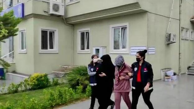Arnavutköy'de gasp çetesine operasyon