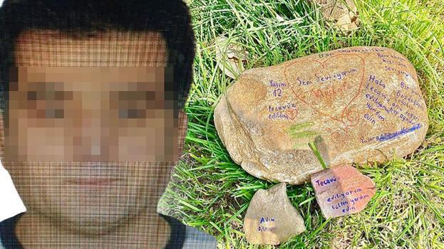 Taşa 'tecavüz ediliyorum' yazarak yardım istedi! Sapık komşu tutuklandı