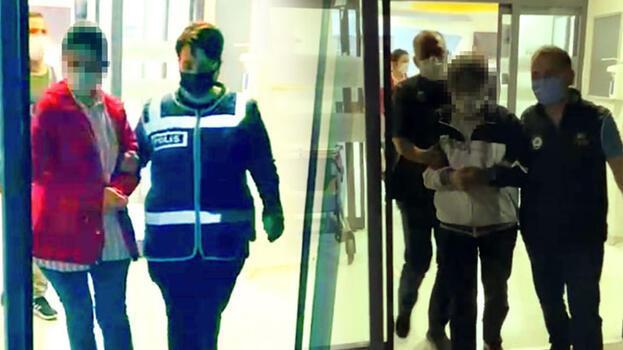 FETÖ hükümlüsü eski emniyet müdürü ve komiser eşi yakalandı