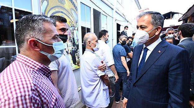 Vali Yerlikaya: Aşı seferberliğinde İstanbul'umuz yeni bir rekor kırdı