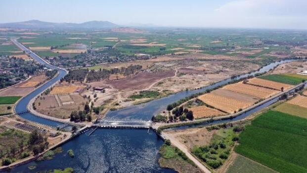 Osmaniye'de 489 bin 344 dekar tarım arazisi sulanacak