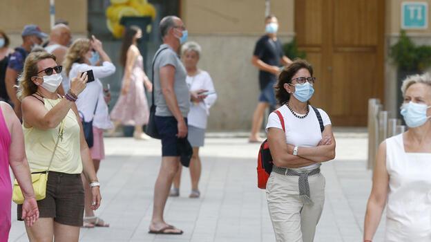 İspanya'da maskeler gelecek hafta çıkıyor
