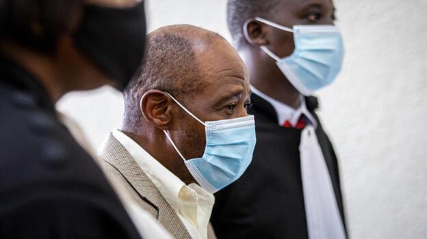 Hotel Ruanda filminin esin kaynağı Rusesabagina'ya ömür boyu hapis cezası istendi