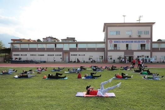 Büyükşehir'den kadınlara özel 'Açık Hava Sporları'