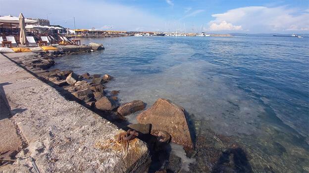 Ege Denizi'nde müsilaj paniği... Oraya kadar ulaştı