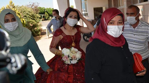 Hafta sonu düğünleri yapılacaktı! Koşarak hastaneye gittiler