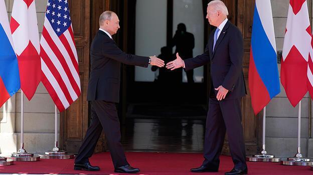 İddia: ABD, Biden-Putin zirvesinden önce Ukrayna'ya askeri yardım paketini dondurdu