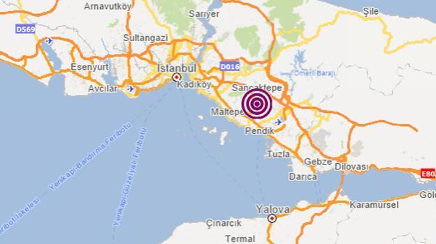 Son dakika... İstanbul'daki deprem neden bu kadar şiddetli hissedildi? Flaş açıklama