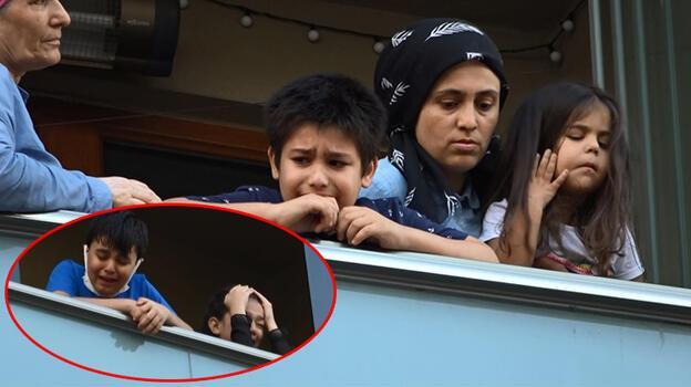 Yer: İstanbul! 5'i çocuk 7 kişi... Dehşet gözlerinden okundu!