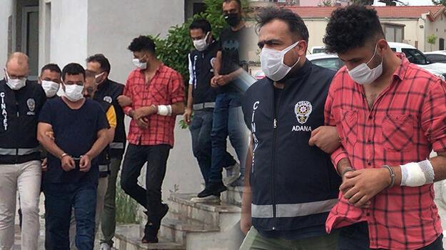 Adana'da kumar baskını! 4 kişi gözaltına alındı