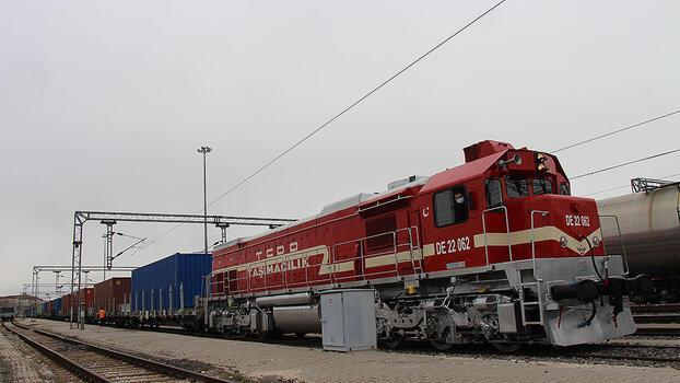 Demir yoluyla geçen yıl 29,9 milyon ton yük taşındı