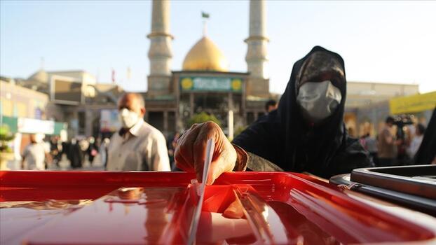 Tahran'daki seçmenlerin yüzde 26'sı sandığa gitti